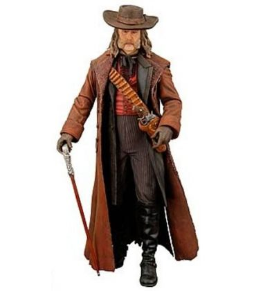 Jonah Hex - Quentin Turnbull - Action Figure 7""