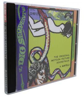 La Possédée du vice (Il Dio Serpente) - Trame sonore de Augusto Martelli - CD usagé