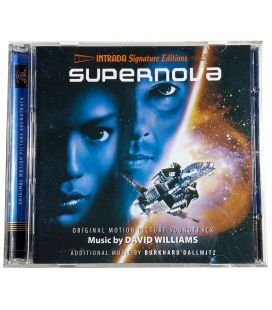 Supernova - Trame sonore de David Williams - Double CD usagé limités