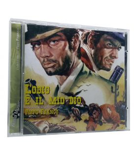 Hate Is My God - Soundtrack by Pippo Franco - Used CD