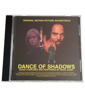 Dance of Shadows - Soundtrack by Mark Ashby - Used CD