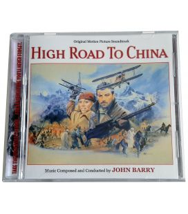 High Road to China - Soundtrack by John Barry - Used CD Limited Edition