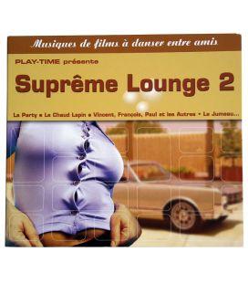Suprême Lounge 2 - Musiques de films à danser entre amis - CD usagé