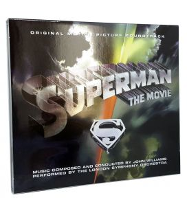 Superman - Soundtrack by John Williams - Used CD 2 Discs Edition