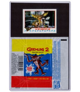 Gremlins 2 - Card with wrapper