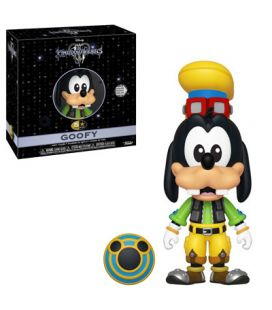 Kingdom Hearts 3 - Goofy - 5 Star Funko Vinyl Figure