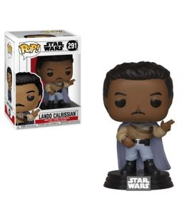 Star Wars: Episode IV - A New Hope - Lando Calrissian - Funko Pop Vynil Figure 291