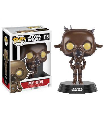 Star Wars: Episode VII - The Force Awakens - ME-809 - Pop! Vinyl Figure 113