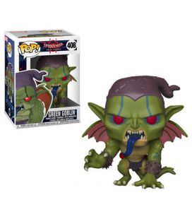 Spider-Man dans le Spider-Verse - Green Goblin - Figurine Pop! 408