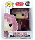 Star Wars: Episode VIII - The Last Jedi - Vice Admiral Holdo - Pop Vinyl Figure 235 - Damaged Box