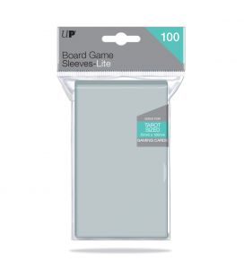 Pochette de protection pour cartes de tarot - Paquet de 100 - Ultra-Pro