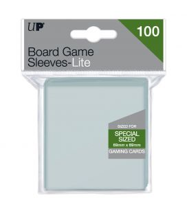 Lite Board Game Special Sized Sleeves - Ultra Pro - Pack of 100