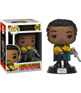 Star Wars: Episode IX - The Rise of Skywalker - Lando Calrissian - Pop Vinyl Figure 313