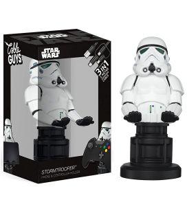 Star Wars - Stormtrooper - Support à téléphone ou manette de jeu Cable Guys