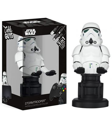 Star Wars - Stormtrooper - Cable Guys Phone Holder