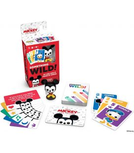 Mickey Mouse - Jeu de cartes Something Wild