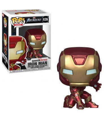 Avengers GamerVerse - Iron Man - Pop! Vinyl Figure 626