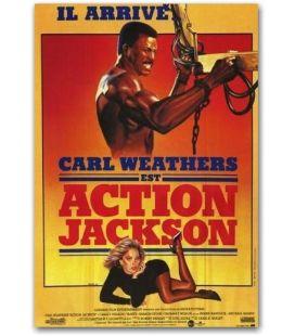 "Action Jackson - 16"" x 21"""