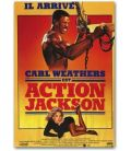"Action Jackson - 16"" x 21"" - Original French Movie Poster"