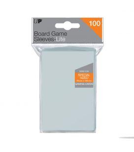 Pochette de protection pour cartes 65 x 100 mm - Paquet de 100 - Ultra-Pro Lite