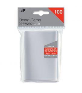 Pochette de protection pour cartes Européenne standard - Paquet de 100 - Ultra PRO Lite
