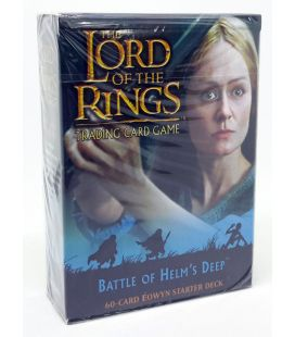 The Lord of the Rings: The Return of the King - TCG Eowyn Starter Deck - Battle of Helm's Deep