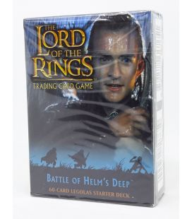 The Lord of the Rings: The Return of the King - TCG Legolas Starter Deck - Battle of Helm's Deep