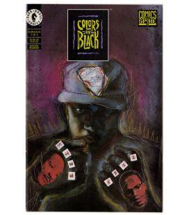 Spike Lee - Colors in Black - BD n°1, Février 1994