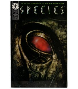 Species - Comic - Official adaptation of the movie N°1