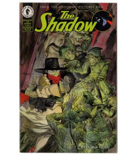 The Shadow - Comic - Official adaptation of the movie N°1