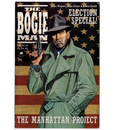 The Bogie Man - The Manhattan Project - Comic