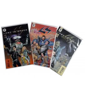 Lost in Space - Set of 3 Comics based on the 1998 movie