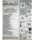 Mad Magazine N°268 - Vintage January 1987 issue with Aliens