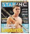Star Inc Magazine - March 2000 issue with Leonardo DiCaprio