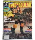 Comics Scene Spectacular Magazine N°5 - Vintage September 1991 issue with Judge Dredd