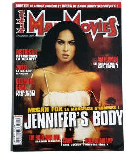 Mad Movies Magazine N°222 - September 2009 - French magazine with Megan Fox