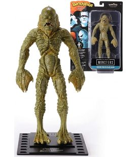 "The Creature from the Black Lagoon - Bendable 7.5"" Bendyfigs Figurine"