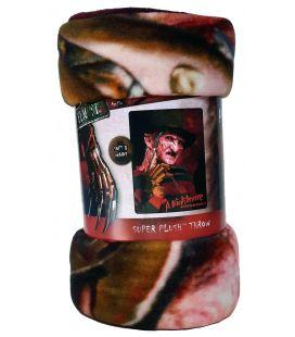 A Nightmare on Elm Street - Freddy Krueger - Super Plush Throw