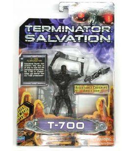 "Terminator Salvation - T-700 - Figurine 4"""