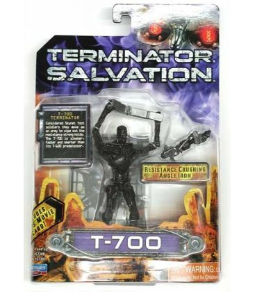 Terminator Salvation - T-700 - Action Figure 4""