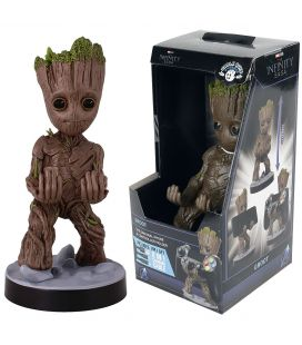 Guardians of the Galaxy - Groot - Cable Guys Phone Holder