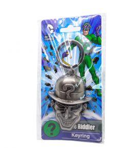 Batman - The Riddler - Metal Keyring Comic Version