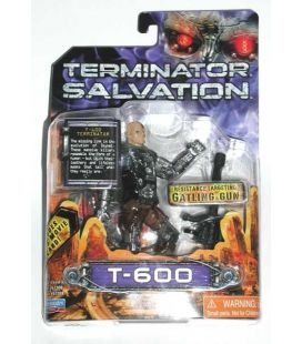 Terminator Salvation - T-600 - Action Figure 4""