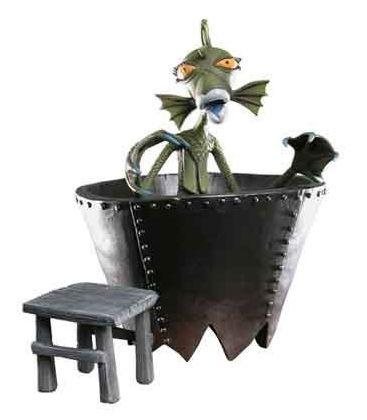 "L'Etrange Noël de monsieur Jack - Undersea Gal - Figurine 7"""
