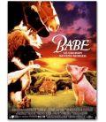 """Babe - 16"""" x 21"""" - Affiche originale française"""