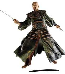 Pirates of the Caribbean: At World's End - Sao Feng - Action Figure 7""