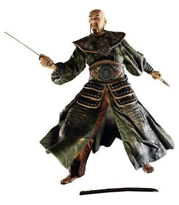 """Pirates of the Caribbean: At World's End - Sao Feng - Action Figure 7"""""""