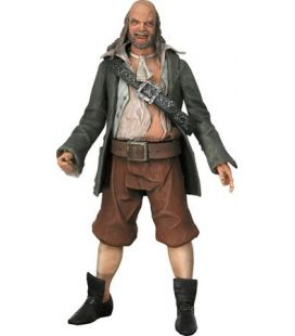 Pirates of the Caribbean: At World's End - Pintel - Action Figure 7""