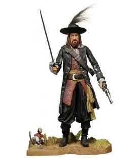 "Pirates of the Caribbean: Dead Man's Chest - Captaine Barbossa - Action Figure 7"""