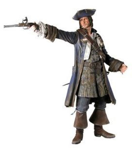 Pirates des Caraïbes : Le Coffre du mort - Capitaine Norrington - Figurine 7""